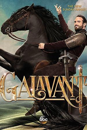 Where to stream Galavant