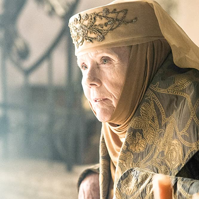 Diana Rigg in Game of Thrones (2011)