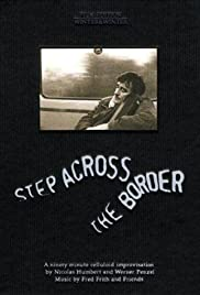 Step Across the Border Poster