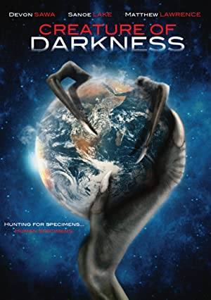 Sci-Fi Creature of Darkness Movie