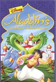 Primary photo for Aladdin's Arabian Adventures: Team Genie