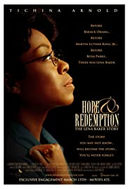 Hope & Redemption: The Lena Baker Story Poster