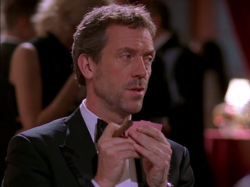 Doctor House 2×17 – Jugarselo todo