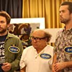 Danny DeVito, Charlie Day, and Rob McElhenney in It's Always Sunny in Philadelphia (2005)