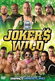 TNA One Night Only: Joker's Wild Poster