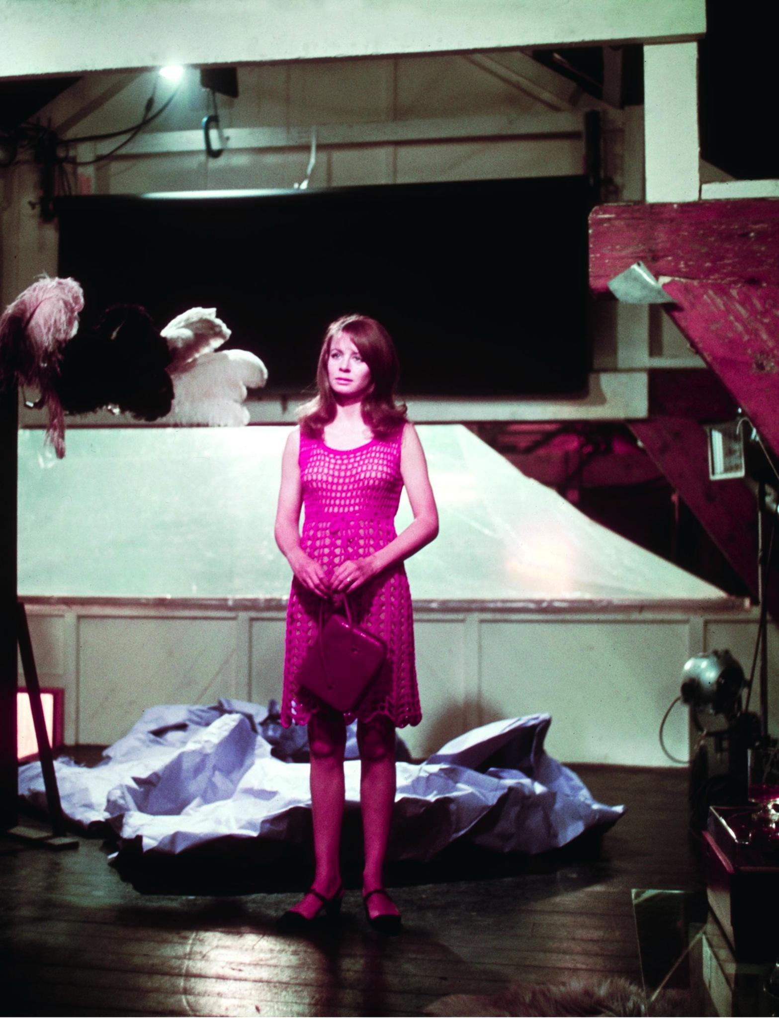 Sarah Miles in Blowup (1966)