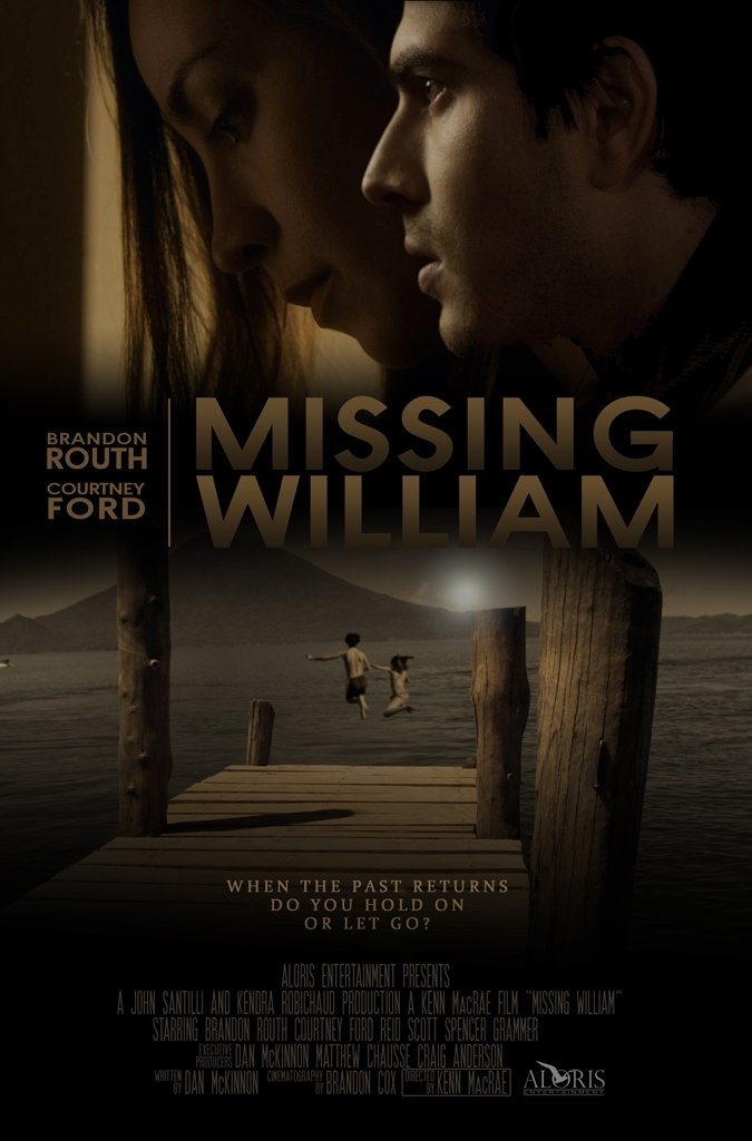 Brandon Routh and Courtney Ford in Missing William (2014)