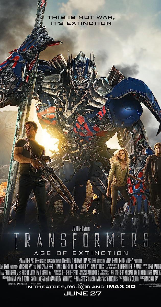 Transformers: Age of Extinction yts torrent magnetic links