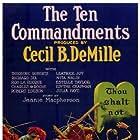 Edythe Chapman, Richard Dix, Leatrice Joy, and Rod La Rocque in The Ten Commandments (1923)