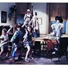 Lara Berk, Toni Ann Gisondi, Robin Ignico, April Lerman, Rosanne Sorrentino, and Lucie Stewart in Annie (1982)