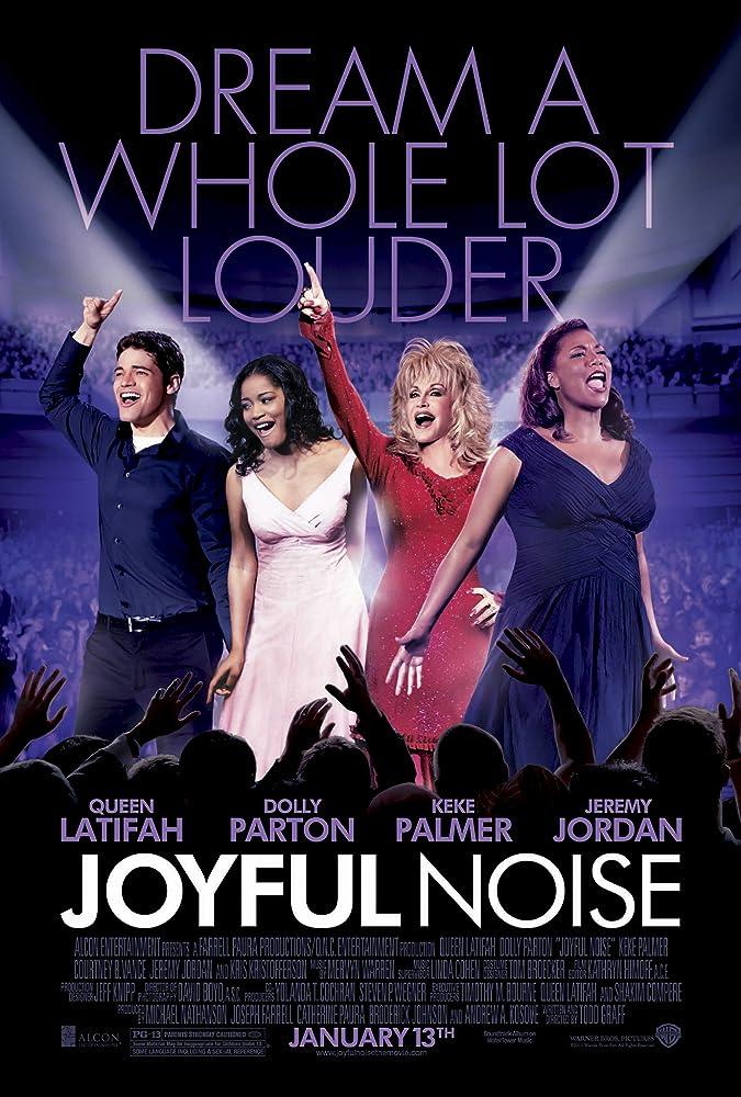 Joyful Noise (2012) Hindi Dubbed