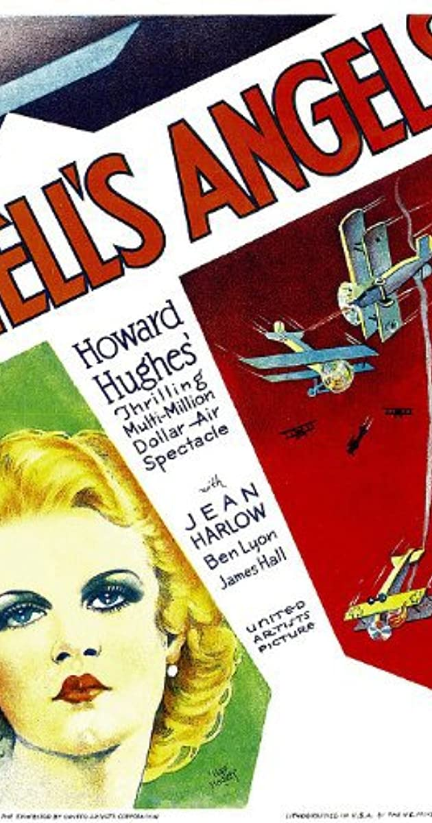 Hell's Angels (1930) - IMDb