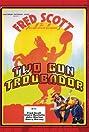 Two Gun Troubador (1939) Poster