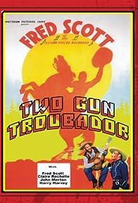 Primary photo for Two Gun Troubador