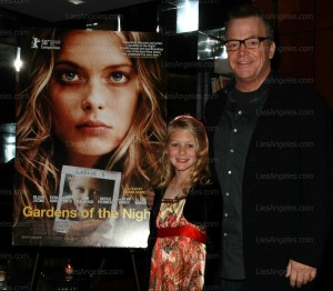 GARDENS OF THE NIGHT Premiere with Ryan Simpkins and Tom Arnold