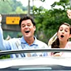 Donny Osmond and Molly Ephraim in College Road Trip (2008)