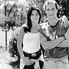 Sandra Bullock and Matthew McConaughey in A Time to Kill (1996)