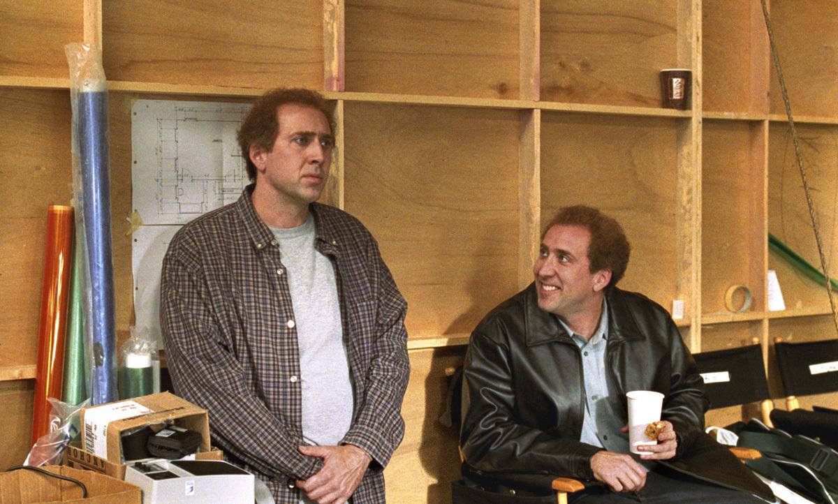 Nicolas Cage in Adaptation. (2002)