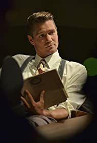 Chad Michael Murray in Agent Carter (2015)