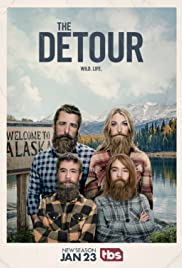 The Detour Poster - TV Show Forum, Cast, Reviews