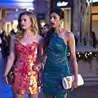 Brooke D'Orsay and Reshma Shetty in Royal Pains (2009)