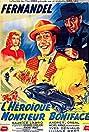 The Heroic Mr. Boniface (1949) Poster