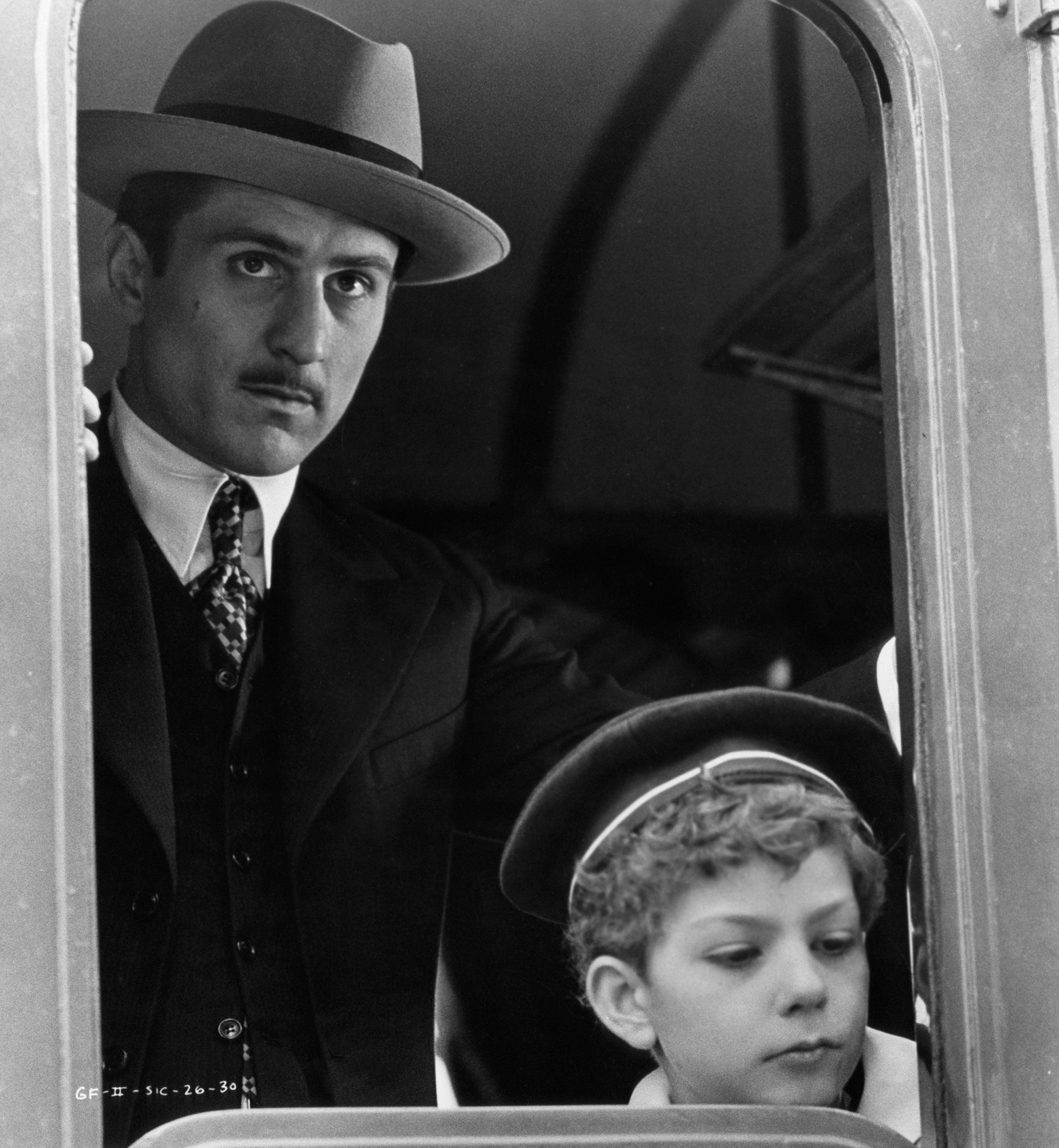 Robert De Niro in The Godfather: Part II (1974)