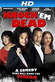 Rae Dawn Chong, Jackée Harry, Phil Morris, and Omarosa Manigault Newman in Knock 'em Dead (2014)