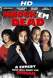 Knock 'em Dead Poster