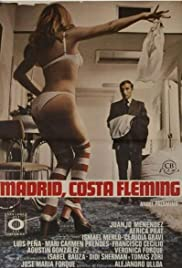 Madrid, Costa Fleming Poster