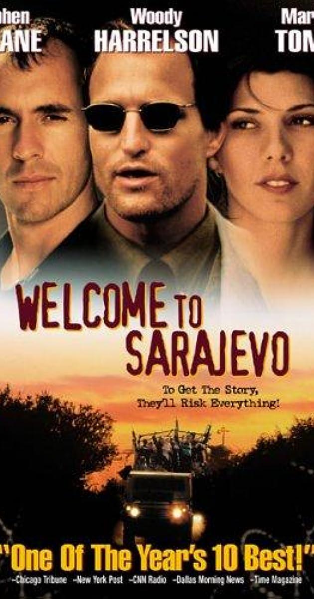 Subtitle of Welcome to Sarajevo