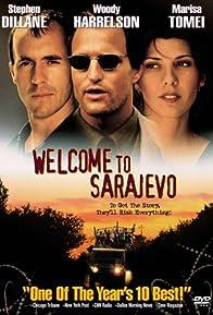 Primary photo for Welcome to Sarajevo