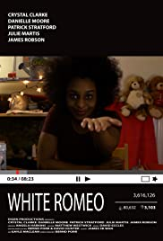 White Romeo Poster