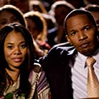 Jamie Foxx and Regina Hall in Law Abiding Citizen (2009)