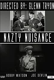 Nazty Nuisance Poster