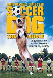 Soccer Dog: The Movie Poster