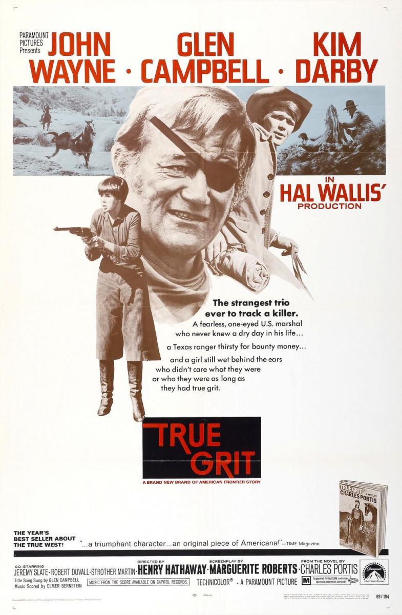 True Grit (1969) - IMDb