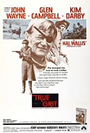 True Grit (1969) Poster - Movie Forum, Cast, Reviews