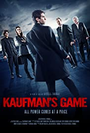 Kaufman's Game Poster