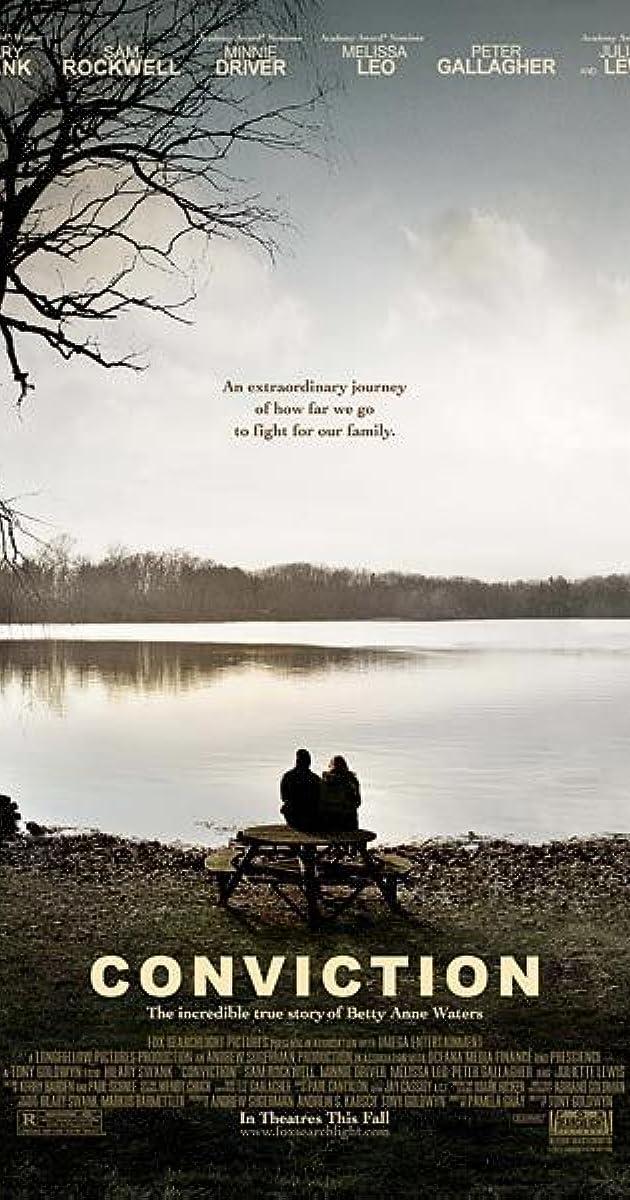 Conviction (2010) Subtitles