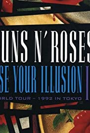 Guns N' Roses: Use Your Illusion II Poster