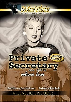 Where to stream Private Secretary