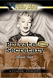 Private Secretary Poster - TV Show Forum, Cast, Reviews