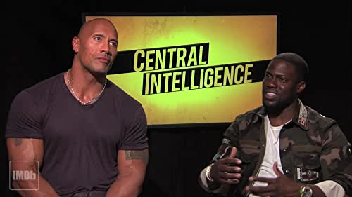 Dwayne Johnson and Kevin Hart on How to Build Chemistry