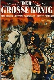Der große König Poster