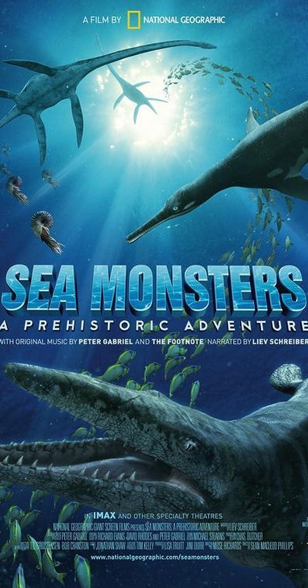Real Underwater Sea Monsters