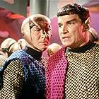 Mark Lenard and Lawrence Montaigne in Star Trek (1966)