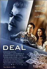 Burt Reynolds, Shannon Elizabeth, and Bret Harrison in Deal (2008)