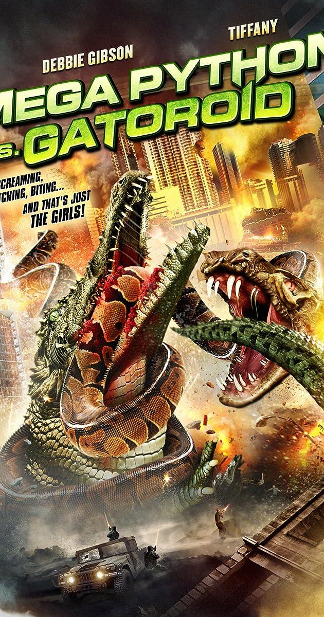 Subtitle of Mega Python vs. Gatoroid