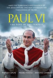 Paul VI: The Pope in the Tempest Poster